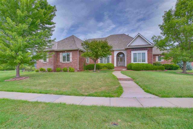 1805 N Paddock Green St, Wichita, KS 67206 (MLS #547133) :: On The Move