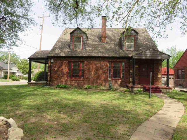 1430 N Garland, Wichita, KS 67203 (MLS #547142) :: Select Homes - Team Real Estate