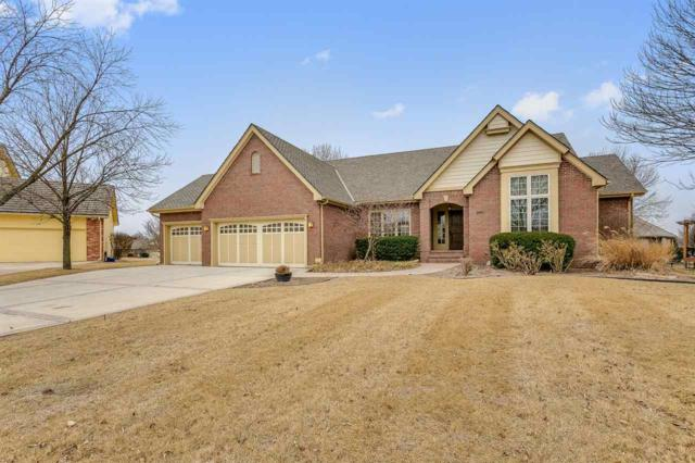 4124 N Jasmine Ct, Wichita, KS 67226 (MLS #547176) :: On The Move
