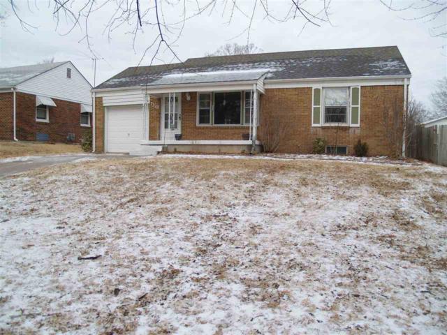 7320 E Morris, Wichita, KS 67207 (MLS #547324) :: Better Homes and Gardens Real Estate Alliance