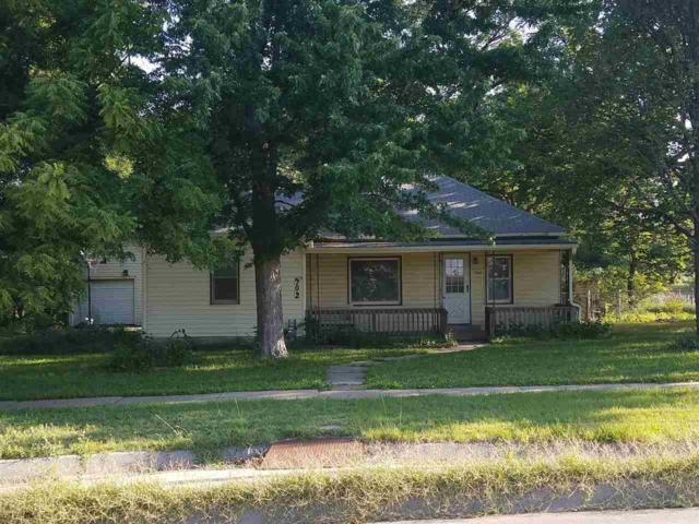 502 W Woodside St, Mcpherson, KS 67460 (MLS #547563) :: Select Homes - Team Real Estate