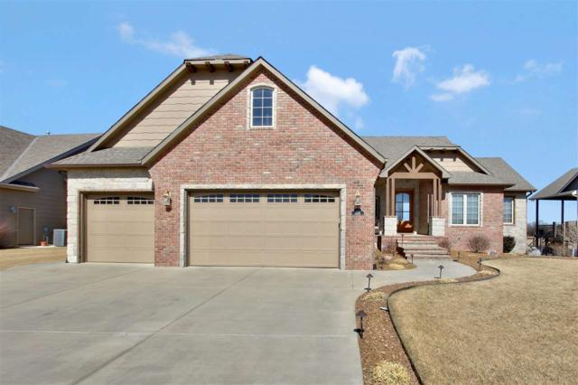 1102 E Waterview Dr, Andover, KS 67002 (MLS #547583) :: On The Move