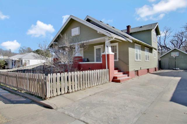 554 N Volutsia St, Wichita, KS 67214 (MLS #547725) :: Better Homes and Gardens Real Estate Alliance