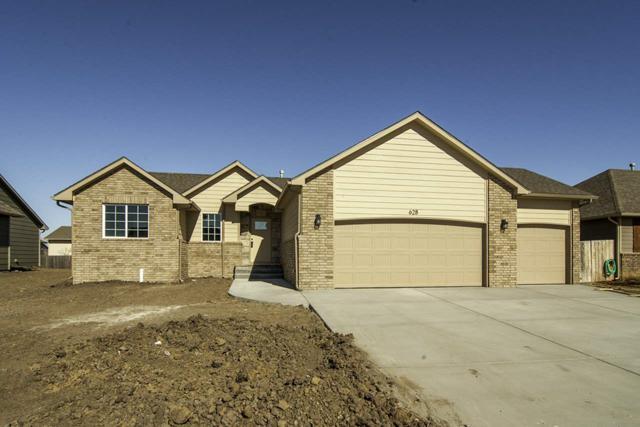 628 S Horseshoe Bend St, Maize, KS 67101 (MLS #547748) :: Select Homes - Team Real Estate