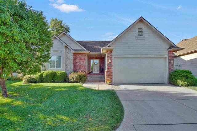 13501 W Links St, Wichita, KS 67235 (MLS #547771) :: On The Move