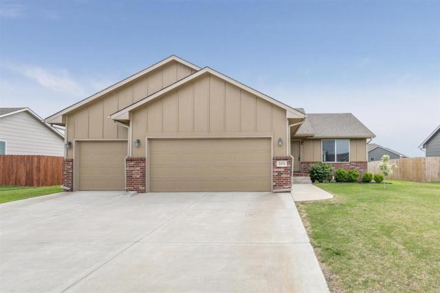 1474 N Aster, Andover, KS 67002 (MLS #547778) :: Select Homes - Team Real Estate