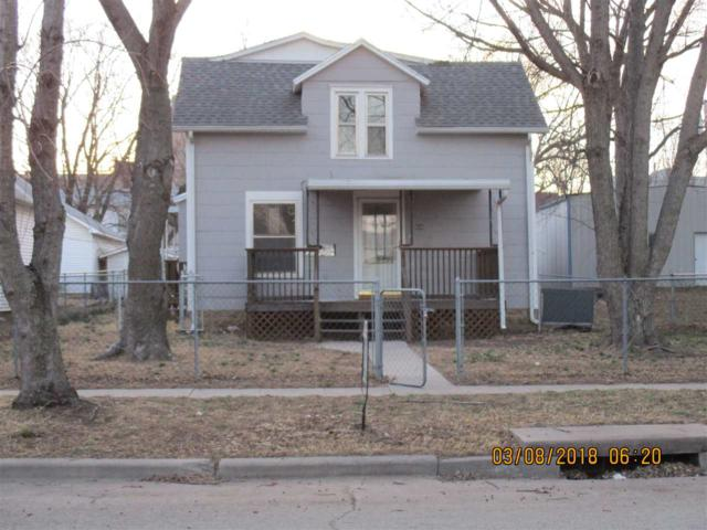 804 S C St, Wellington, KS 67152 (MLS #547966) :: Select Homes - Team Real Estate