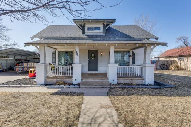 323 N Rhodes, Pretty Prairie, KS 67570 (MLS #548023) :: Select Homes - Team Real Estate