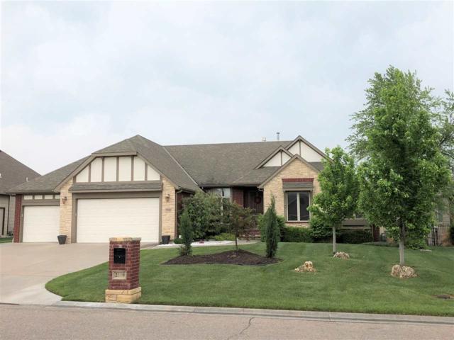 2509 N Loch Lomond Ct, Wichita, KS 67228 (MLS #548272) :: Select Homes - Team Real Estate