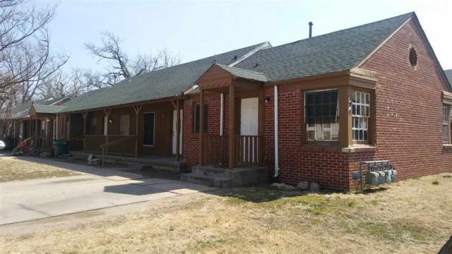 504 S Osage St, Wichita, KS 67213 (MLS #548298) :: On The Move