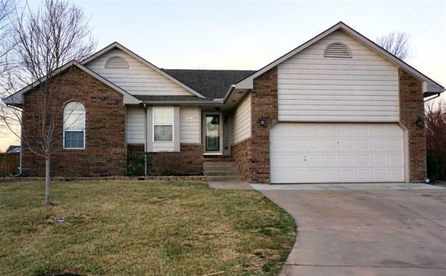808 E Park Glen Ct, Clearwater, KS 67026 (MLS #548302) :: Select Homes - Team Real Estate