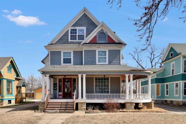 1142 N Market St, Wichita, KS 67214 (MLS #548323) :: Select Homes - Team Real Estate