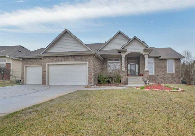 13408 E Tallowood Dr., Wichita, KS 67230 (MLS #548730) :: On The Move