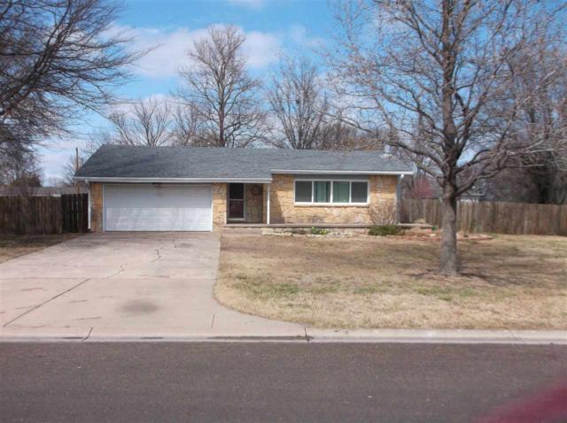332 E Waitt Street, Rose Hill, KS 67133 (MLS #548776) :: Better Homes and Gardens Real Estate Alliance