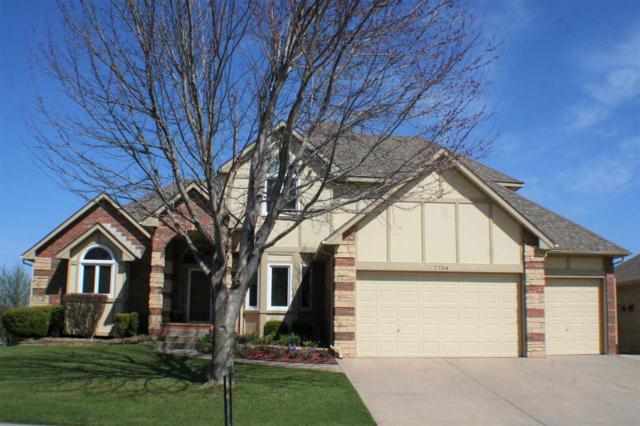7704 W Shadow Lakes St, Wichita, KS 67205 (MLS #548826) :: On The Move