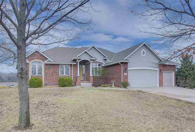 302 N Trail Creek Ct, Valley Center, KS 67147 (MLS #548980) :: Glaves Realty
