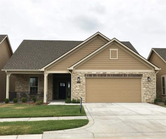 1037 E Clearlake St, Derby, KS 67037 (MLS #549217) :: On The Move