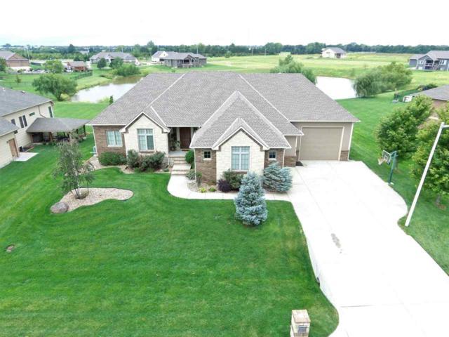 2112 N Clearstone St, Goddard, KS 67052 (MLS #549232) :: On The Move