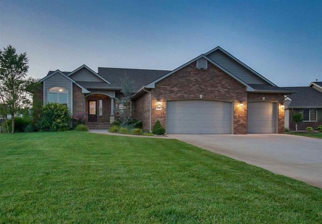 4746 N Emerald Ct, Maize, KS 67101 (MLS #549382) :: On The Move