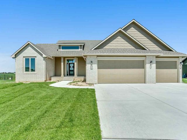 3337 N Covington, Wichita, KS 67235 (MLS #549397) :: On The Move