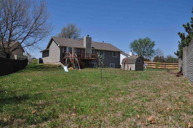 3718 N Whispering Brook Ct, Wichita, KS 67220 (MLS #549421) :: Select Homes - Team Real Estate