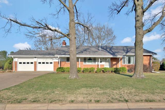 1924 State St, Augusta, KS 67010 (MLS #549502) :: Glaves Realty