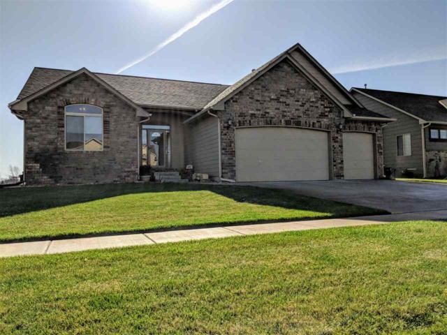 4318 N Cimarron St, Wichita, KS 67205 (MLS #549543) :: Better Homes and Gardens Real Estate Alliance