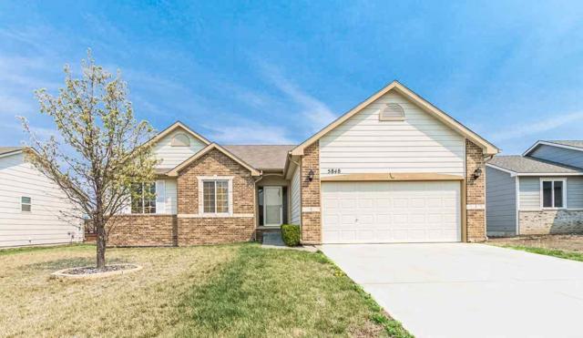 5848 N Forestor Dr, Park City, KS 67219 (MLS #549712) :: Select Homes - Team Real Estate