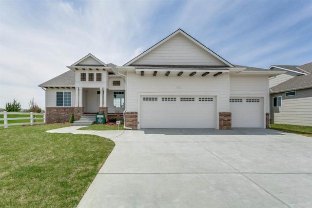 1342 W Ledgestone, Andover, KS 67002 (MLS #549754) :: On The Move