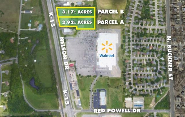 2230 N Nelson Dr, Derby, KS 67037 (MLS #549765) :: Select Homes - Team Real Estate