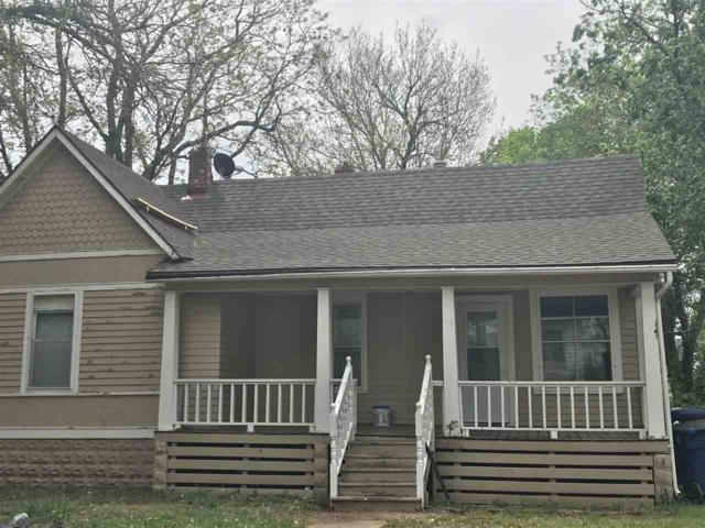 119 E 14th St, Newton, KS 67114 (MLS #549839) :: Better Homes and Gardens Real Estate Alliance