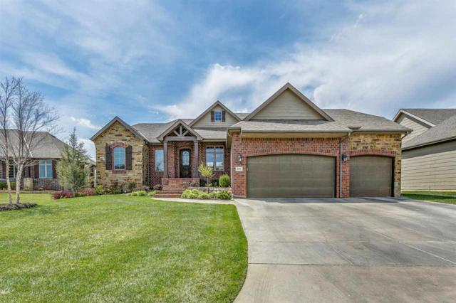 809 N Fairoaks Ct, Andover, KS 67002 (MLS #549927) :: Select Homes - Team Real Estate