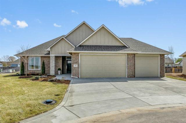 736 N Thornton Ct Model, Wichita, KS 67235 (MLS #549930) :: On The Move