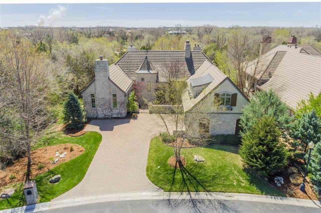423 E Flint Hills National Ct, Andover, KS 67002 (MLS #549958) :: Wichita Real Estate Connection