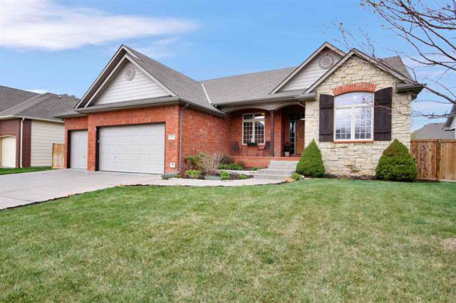 831 N Crescent Lakes Pl, Andover, KS 67002 (MLS #550011) :: On The Move