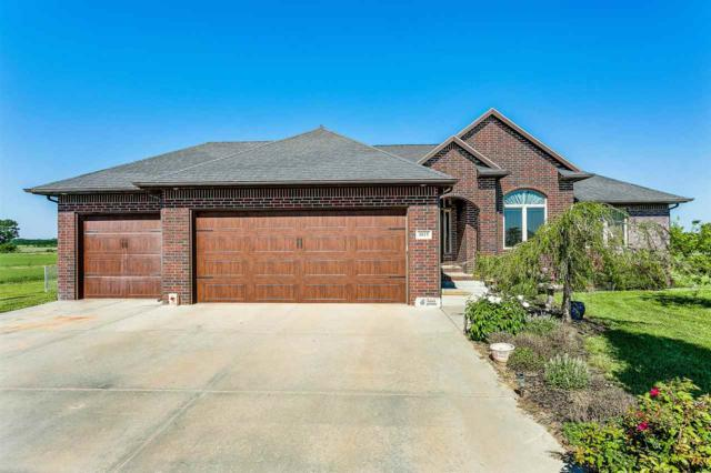 4615 N 151ST ST W, Colwich, KS 67030 (MLS #550017) :: On The Move