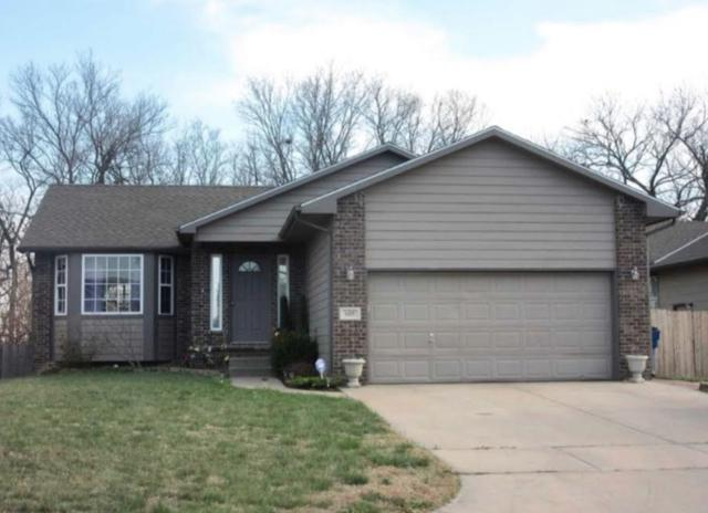 605 E Hedgewood Ct, Andover, KS 67002 (MLS #550030) :: Wichita Real Estate Connection