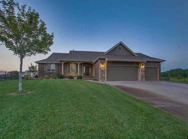 4744 N Emerald Ct, Maize, KS 67101 (MLS #550184) :: On The Move