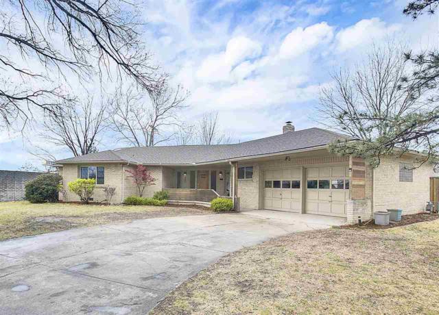 423 S Brookside Dr, Wichita, KS 67218 (MLS #550229) :: Select Homes - Team Real Estate