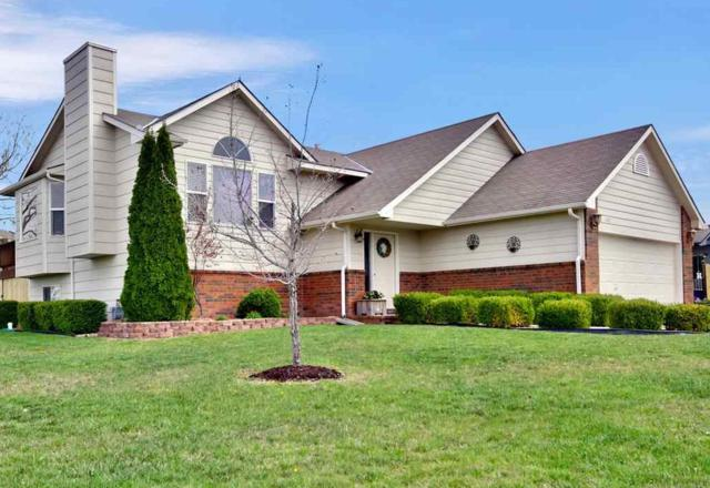 1113 W Basswood Dr, Andover, KS 67002 (MLS #550231) :: On The Move
