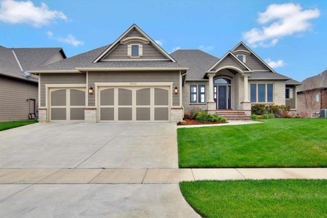 4512 W Shoreline, Wichita, KS 67205 (MLS #550283) :: Select Homes - Team Real Estate
