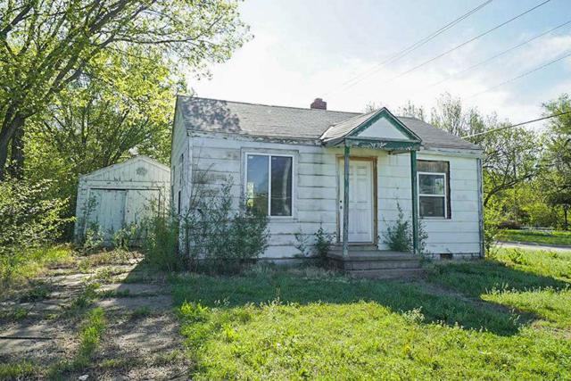 1202 N Green St, Wichita, KS 67214 (MLS #550700) :: Select Homes - Team Real Estate