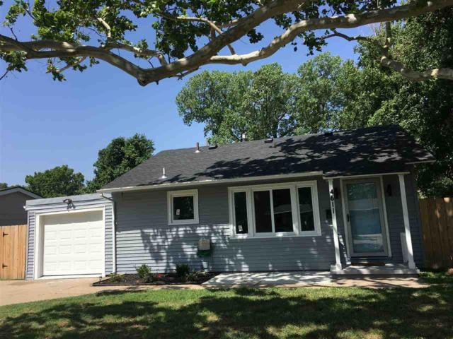 4611 S Glenn, Wichita, KS 67217 (MLS #550728) :: Select Homes - Team Real Estate