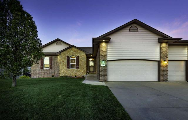 1408 S Ravenwood, Derby, KS 67037 (MLS #550745) :: Better Homes and Gardens Real Estate Alliance