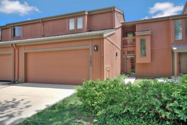 1441 N Rock Rd #1202 #1202, Wichita, KS 67206 (MLS #550928) :: ClickOnHomes   Keller Williams Signature Partners
