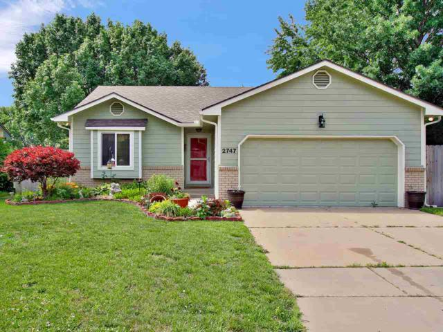 2747 Glacier Ct, Wichita, KS 67215 (MLS #551101) :: Select Homes - Team Real Estate