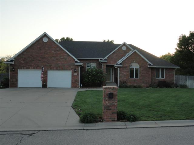 2521 Hazlett St, El Dorado, KS 67042 (MLS #551117) :: Better Homes and Gardens Real Estate Alliance