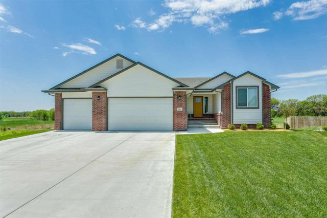 4963 N Marblefalls Ct, Wichita, KS 67219 (MLS #551172) :: Select Homes - Team Real Estate