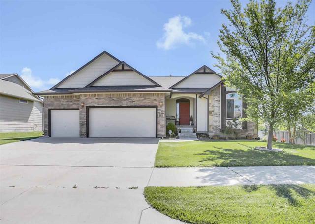 2532 N Sandstone St, Andover, KS 67002 (MLS #551284) :: Select Homes - Team Real Estate