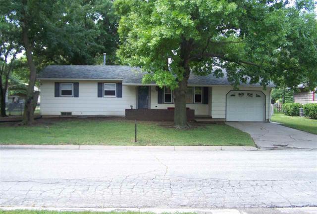517 N Streeter Ave, Hesston, KS 67062 (MLS #551729) :: Select Homes - Team Real Estate